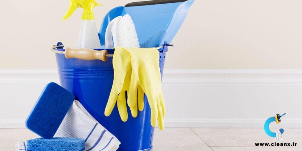 نظافت منزل و تاثیرات آن بر جسم و روح انسان ، نظافت منزل ، نظافت محل کار ، خشکشویی