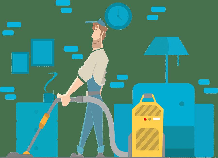 خدمات منزل ، نظافت منزل ، نظافت محل کار ، نظافت مشاعات ، سرویس آنلاین نظافت ، خشکشویی ، خدمات نظافت منزل ، کلینکس