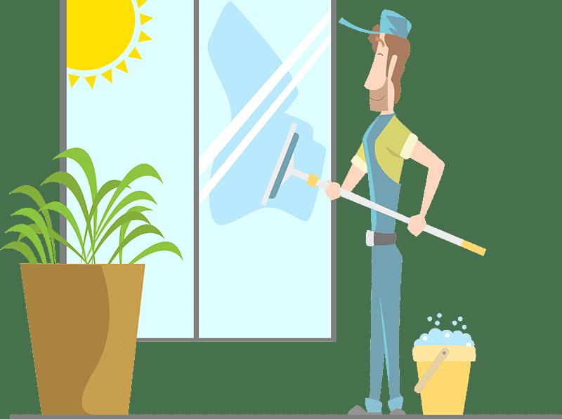کلینکس ، خدمات منزل ، نظافت ، نظافت منزل ، رزرو آنلاین نظافت