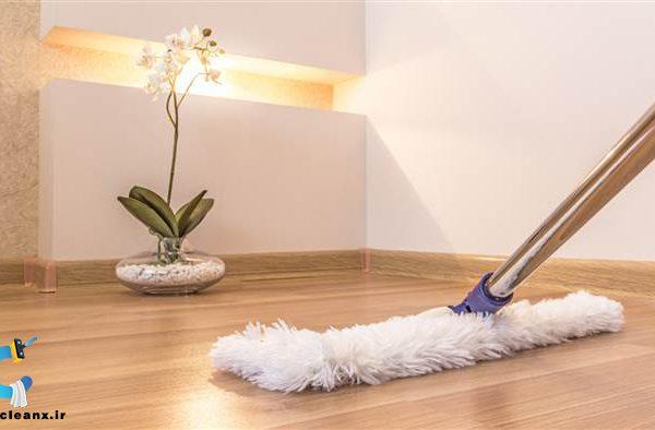 خدمات نظافت ، نظافت مشاعات ، نظافت محل کار ، نظافت منزل